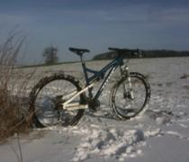 Titus Rockstar bike photo