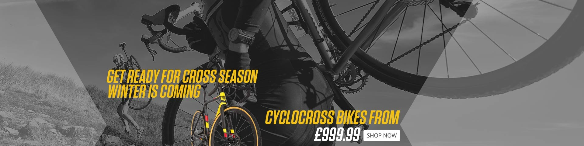Get Ready for Cross Season - Winter is Coming