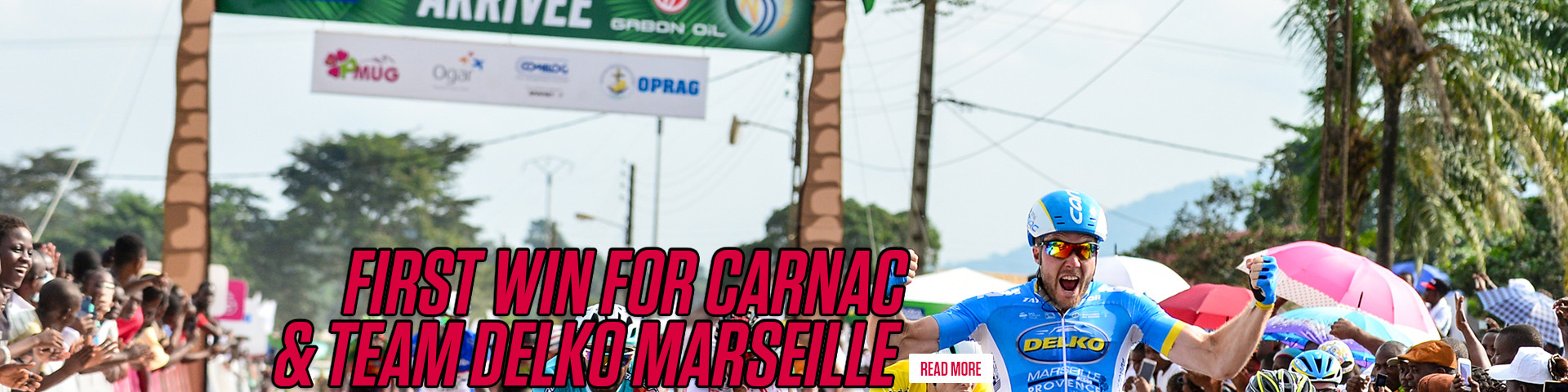First win for Carnac and Team Delko-Marseille Provence
