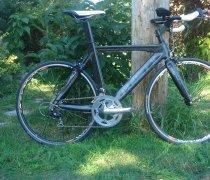 New Tri Machine bike photo