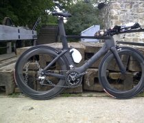 Darth Velo bike photo