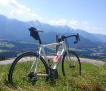 Pro Carbon bike photo