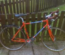 Bill bike photo