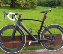 Black Pearl bike photo