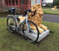 London bike photo