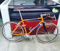 The Holdsworth! bike photo