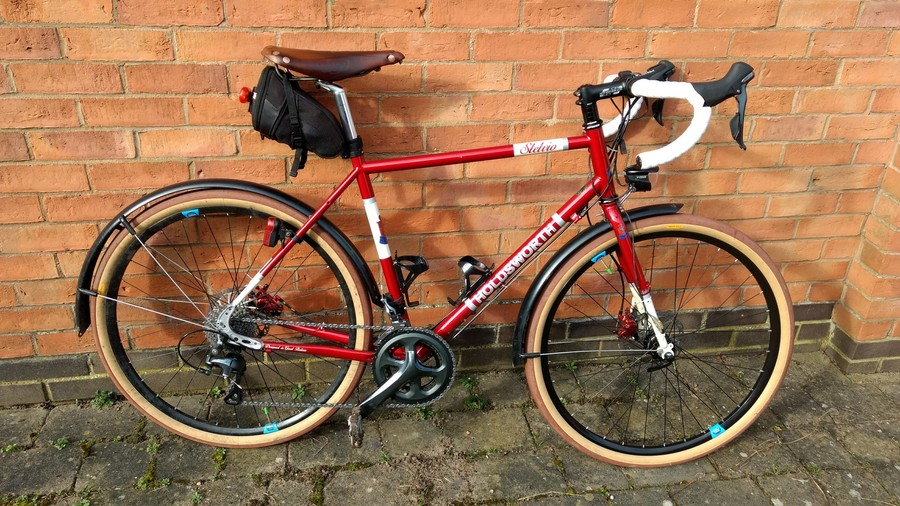 Stelvio Holdsworth Stelvio Frame Readers Rides Planet X