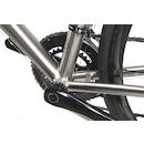 Planet X Hurricane Titanium Sram Rival 22  Mechanical Disc Audax Bike