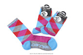 Carnac Merino Cycling Socks Made In UK