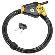 Master Lock Python 1800x10mm Adjustable Cable Lock