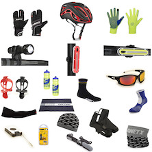 Fully Loaded Helmet And Starter Kit Bundle