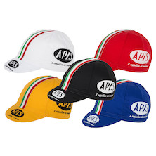 Apis Vintage Cotton Cycling Cap