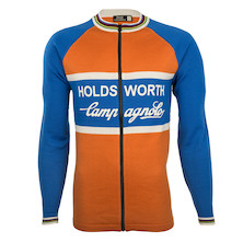 Holdsworth Heritage Long Sleeve Merino Cardigan