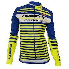 Planet X Team Carnac Women's Long Sleeve Autumn-Spring Jersey