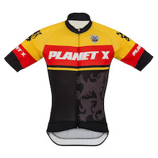 Planet X Pro Level Flanders Short Sleeve Jersey
