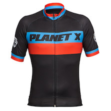 Planet X Pro Level Retro X Short Sleeve Jersey