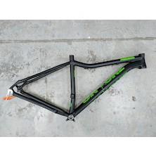 On-One Parkwood Frame / Medium / Black & Green