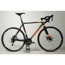 Planet X XLS Shimano Tiagra 4700 Carbon Cyclo Cross Bike / 57cm / Flanders V2 (Marked Up As Wrong Size)