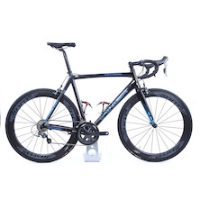 Viner Volterra Z115 Shimano Ultegra 6800 Road Bike /X- Large / Matt Black & Gloss Blue