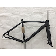 Planet X London Road Frameset / Small / Stealth Black / Small Scratches