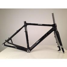 Planet X Pro Carbon XLS Cyclo Cross Frameset / 51cm / Stealth Black / Damaged