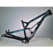 On-One S36 27.5 Downhill Frame / Large / Geographic Contour