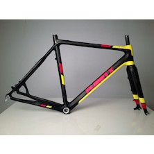 Planet X Pro Carbon XLS Cyclo Cross Frameset / 57cm / Flanders V2 / Cosmetic Damage