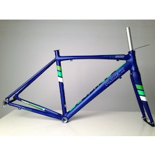 Planet X RT-58 V2 Alloy Road Frameset / Midnight Blue / Small / Cosmetic Damage