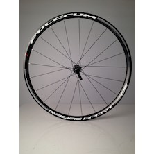 Fulcrum Racing Sport Disc Clincher Rear Wheel / QR Rear / Shimano/SRAM 11 Speed - Used - Cosmetic Damage