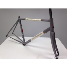 Holdsworth Competition Frameset / Large / Grey / Small Blemish