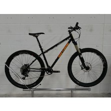 "On-One 45650B / SRAM GX1 / 16"" / Black/Orange"