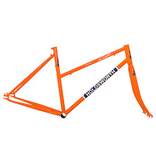 Holdsworth La Quelda Womens Steel Single Speed Frameset