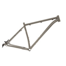 On-One Fat Baz 27.5 /  27.5+ / 29er / 29er+ Titanium Mountain Bike Frame