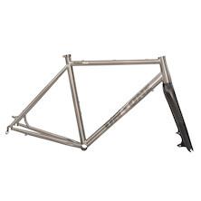 On-One Pickenflick Titanium Cyclocross Frameset