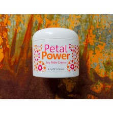 Petal Power Joy Ride Cream