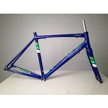Planet X RT-58 V2 Alloy Road Frameset / Midnight Blue / Large / Cosmetic Damage