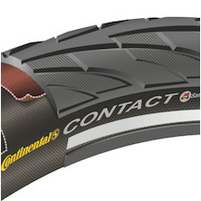 Continental Contact II Wired Tyre