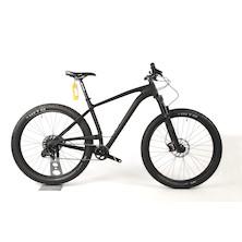 On One Rango Carbon 27.5 + SRAM GX1 Mountain Bike / 17 Inch / Dark Speed