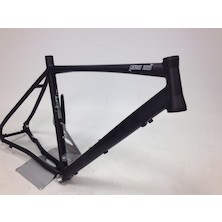 Planet X London Road Frame / Large / Stealth Black / Rattle and Cosmetic Damage