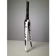 Planet X RT80 Carbon Fork / White/Black/Grey / Used - Cosmetic Damage