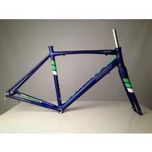 Planet X RT-58 V2 Alloy Road Frameset / Midnight Blue / Large (Cosmetic Damage)