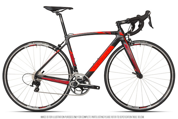 Battaglin Faster Sram Rival 22 Road Bike