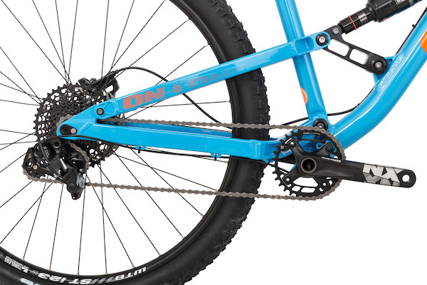 On One Codeine 29er Sram NX1 Mountain Bike