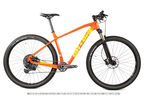 On-One Maccatuskil Sram GX Eagle Carbon Mountain Bike