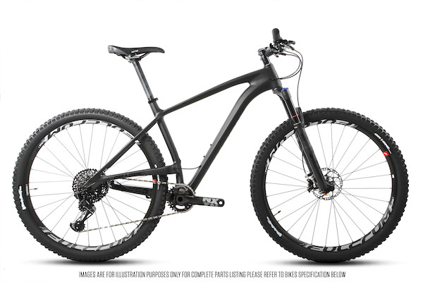 On One Rango Carbon 29er SRAM NX1 Mountain Bike