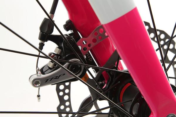 On One Space Chicken SRAM Apex 1 Mechanical Disc Gravel Bike 700C Wheels