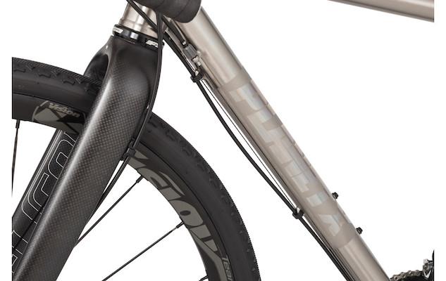 Planet X Tempest Titanium Sram Force 22 Mechanical Disc Gravel Road Bike
