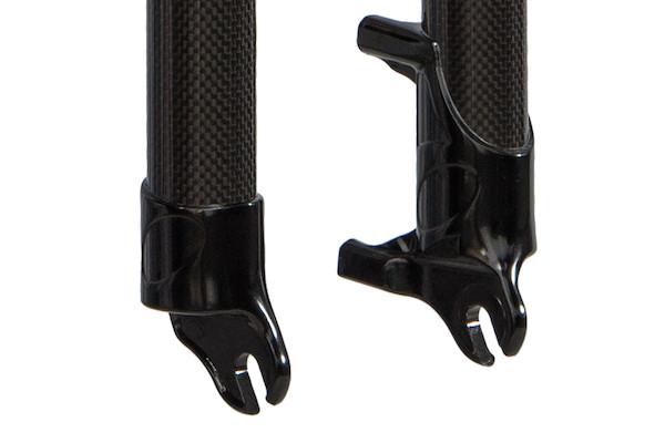 MKM 35 Rigid Carbon MTB Fork
