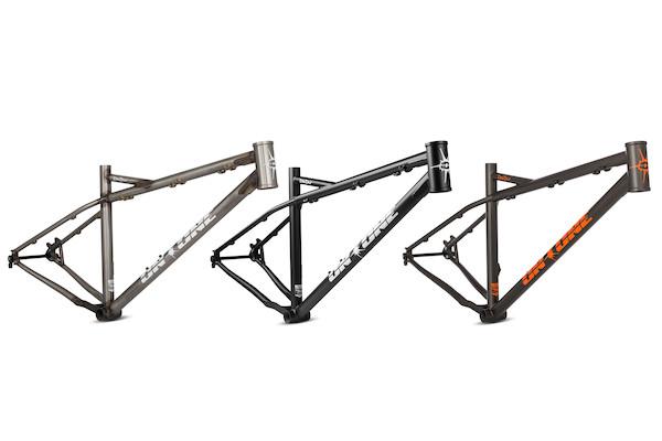 On-One DeeDar 27.5 Steel Hardtail Frame