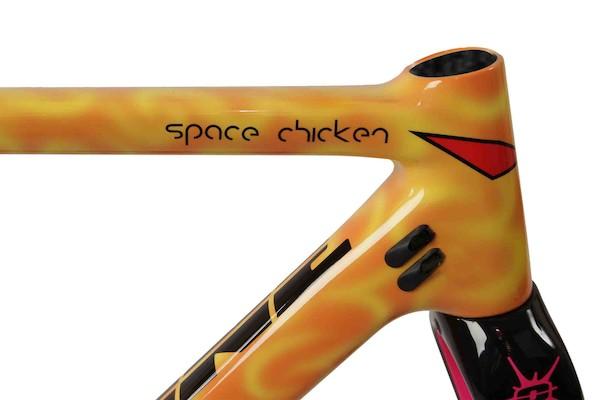 On One Space Chicken 650+/ 700c Carbon Gravel Frameset